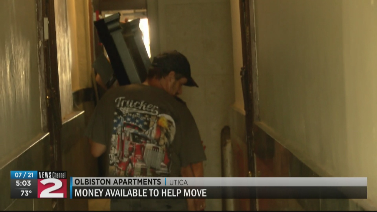 Image for $25K available to help displaced Olbiston residents with moving costs, other expenses