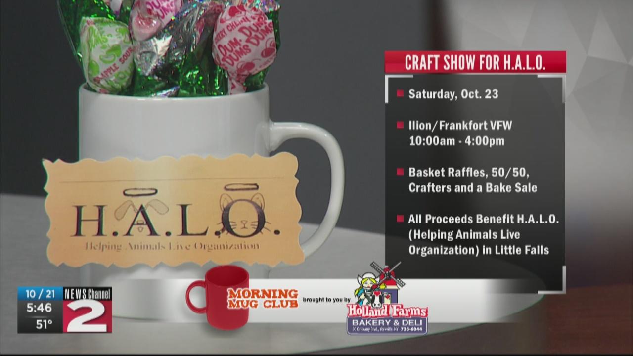 Image for Mug Club: Craft Show for H.A.L.O.