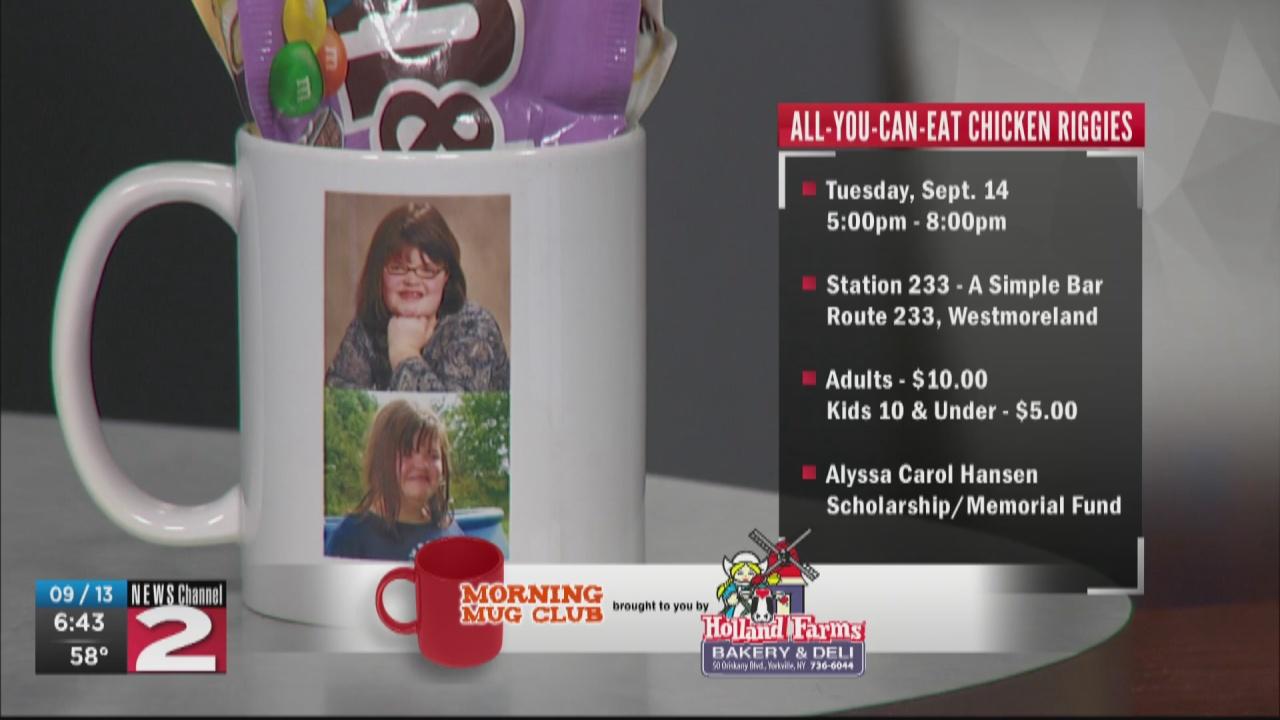 Image for Mug Club: Alyssa Carol Hansen Scholarship/Memorial Fundraiser