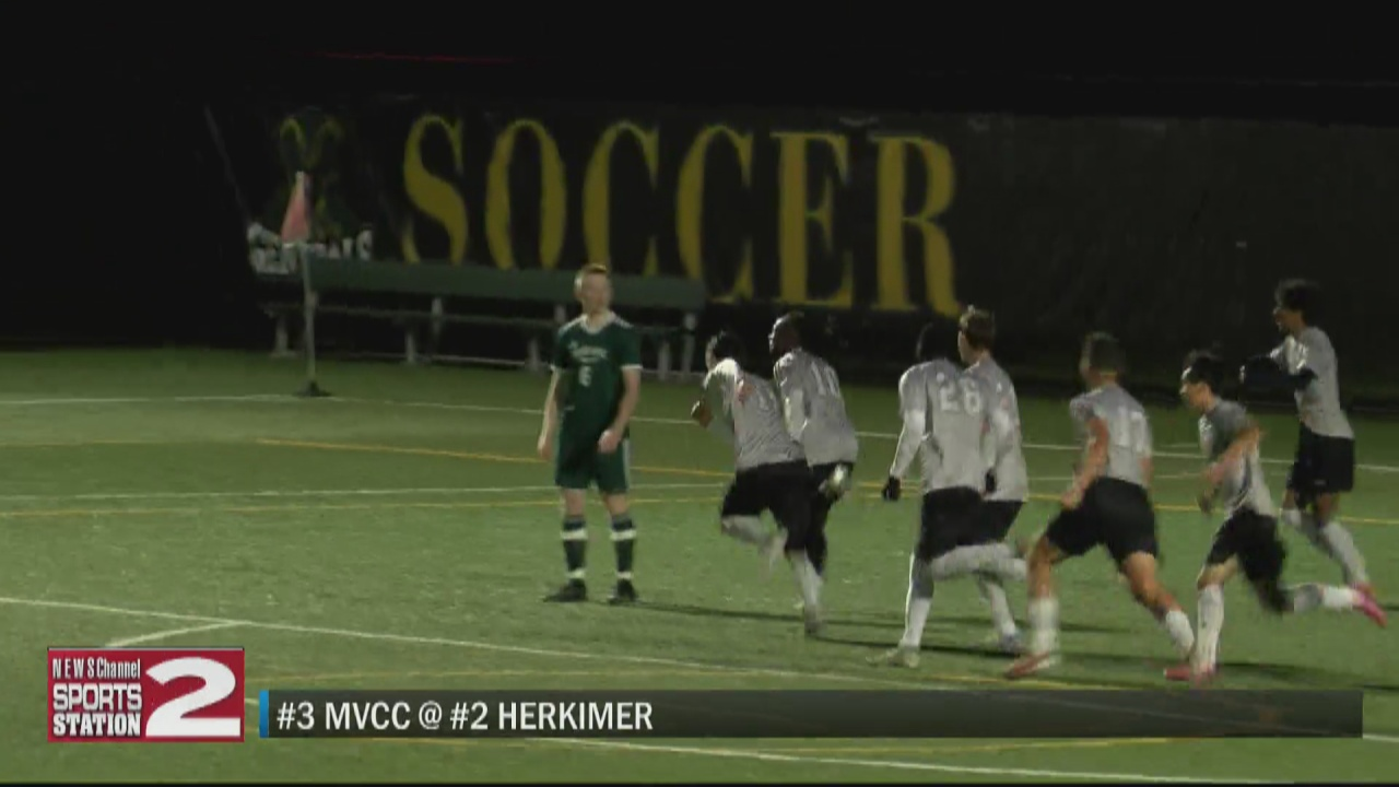 Image for SCORES 9-29-21: No. 2 Herkimer men's soccer remains unbeaten with gutsy win over rival No. 3 MVCC; New Hartford field hockey shuts out rival Whitesboro
