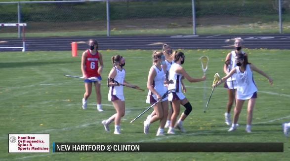 Image for SCORES 5-4-21: Clinton tops New Hartford to remain perfect to start the season