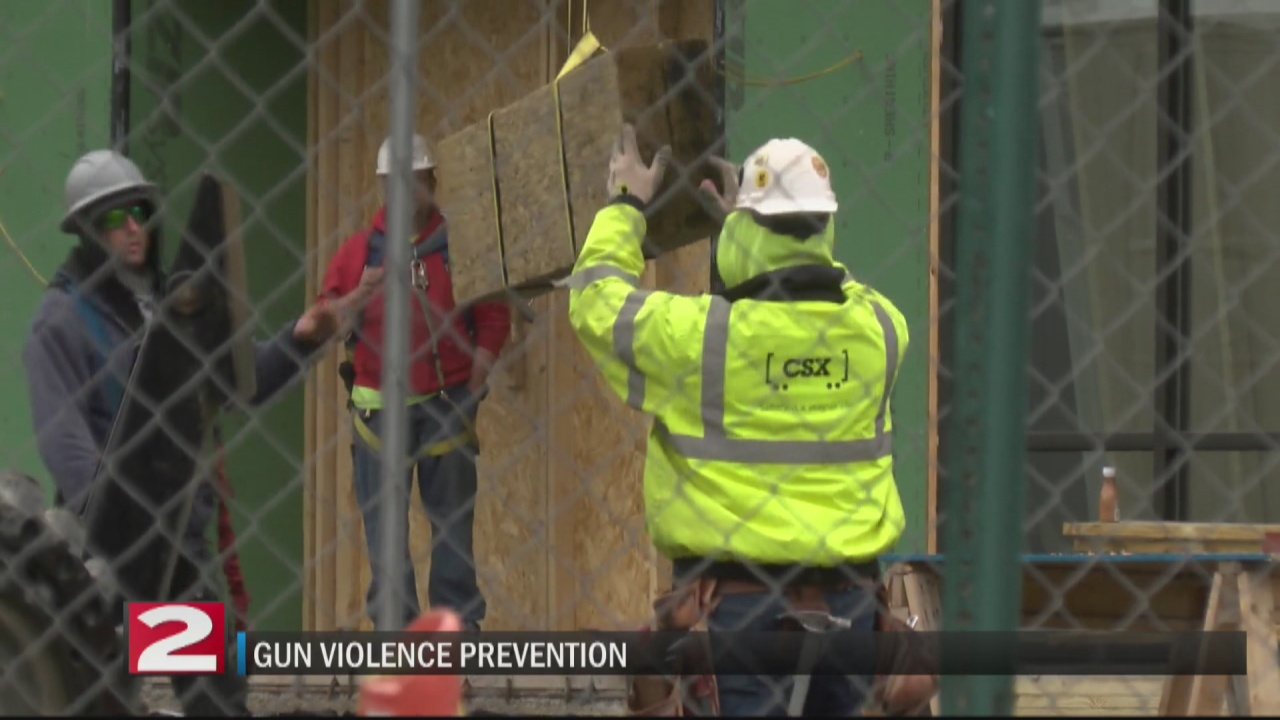 Image for Local leaders collaborate on gun violence prevention initiatives