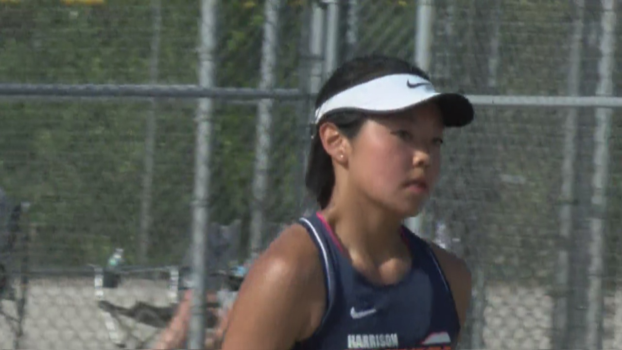 Image for Harrison girls tennis beats West Lafayette 3-2, claims sectional title