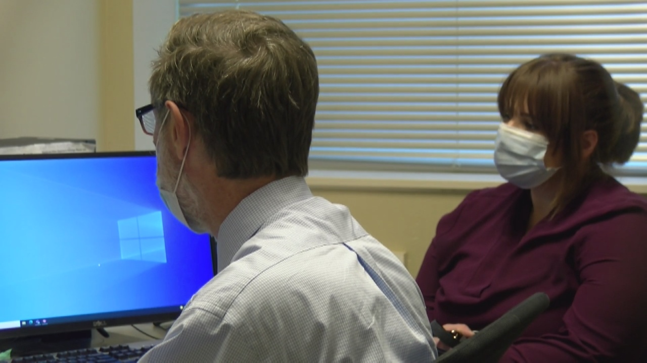 Image for Breast Cancer Awareness Month: Doctor discusses mammogram results