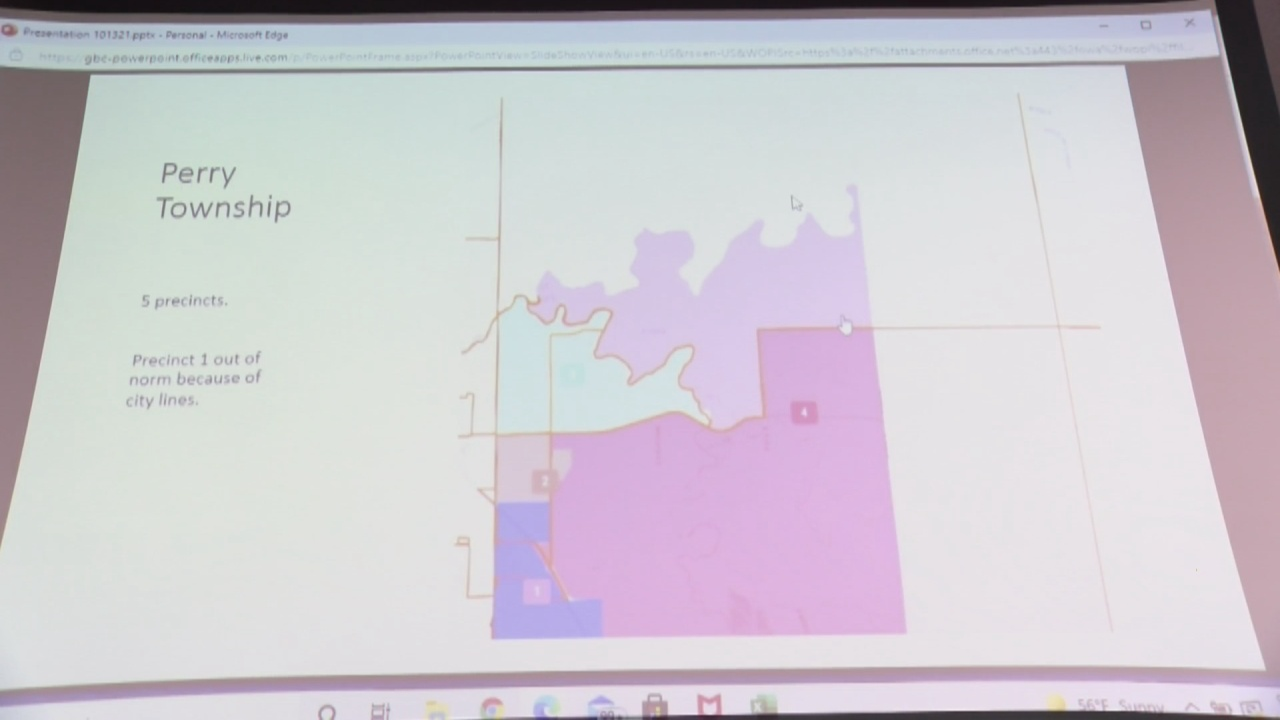 Image for Tippecanoe Co. Election Board discusses precinct changes