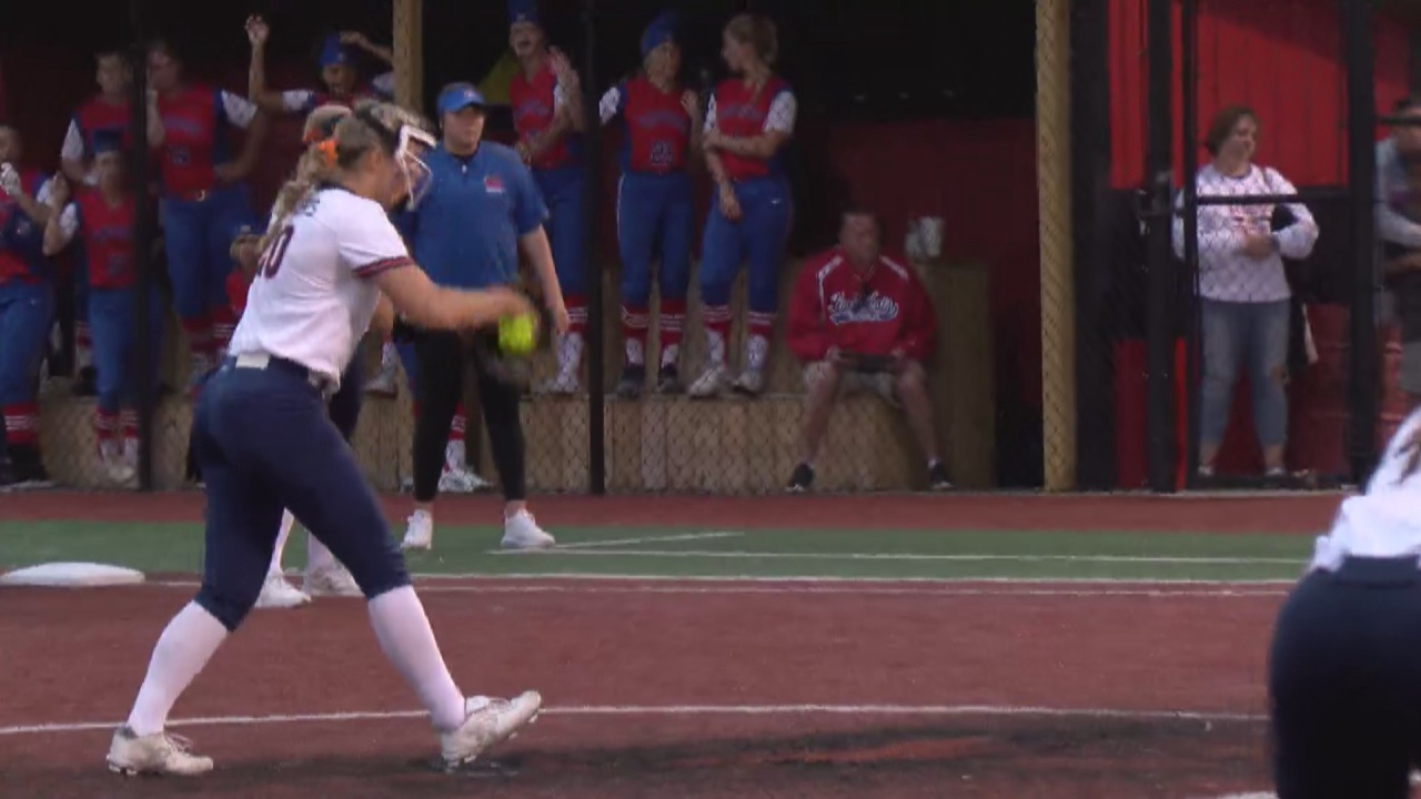 Image for Harrison softball captures sectional championship