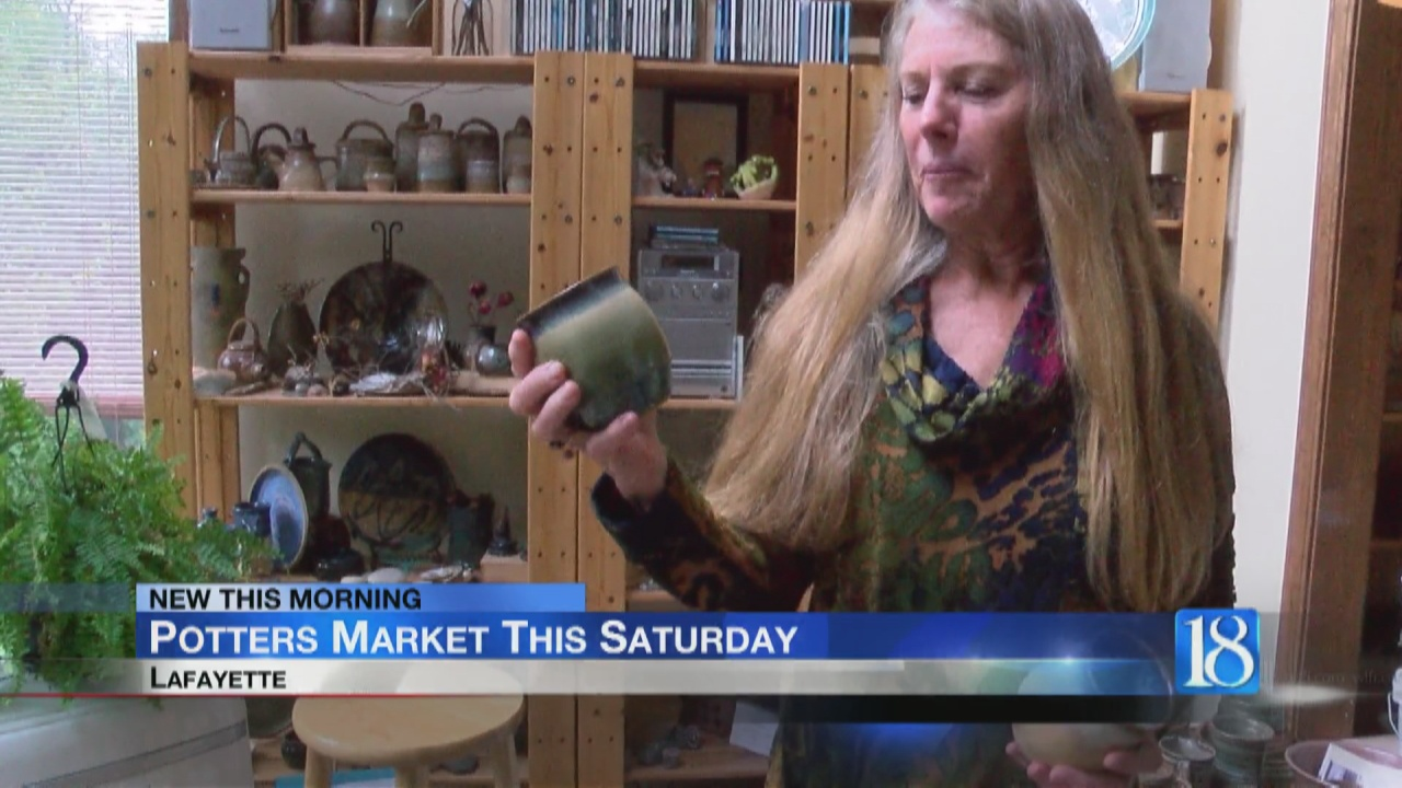 Image for Clay Creations for a Cause: Potters Market this Saturday