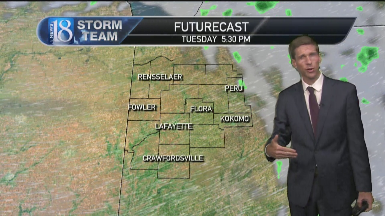 Image for October 11, 11 PM Weather Forecast