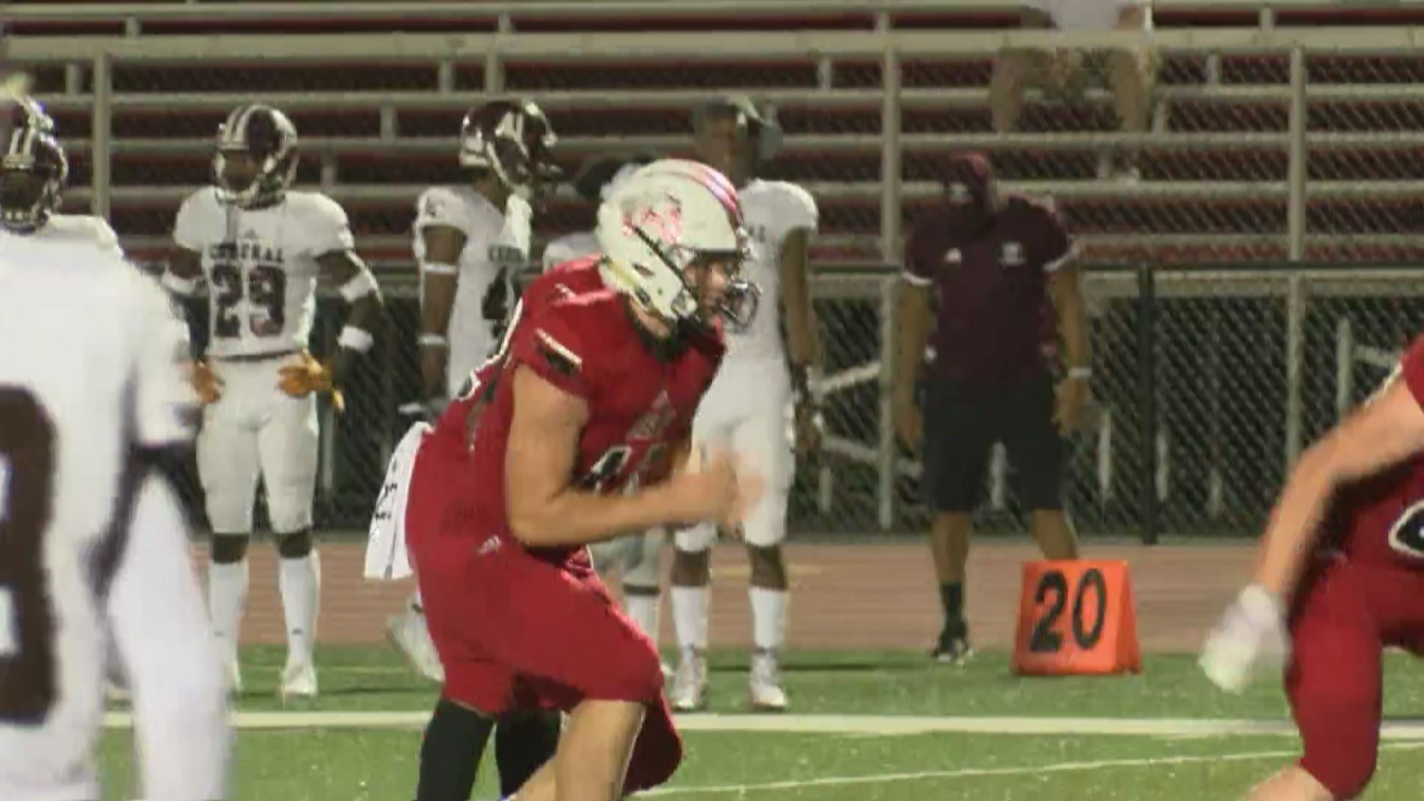 Image for Camp Frenzy: Lafayette Jeff strengthens quarterbacks with new leadership