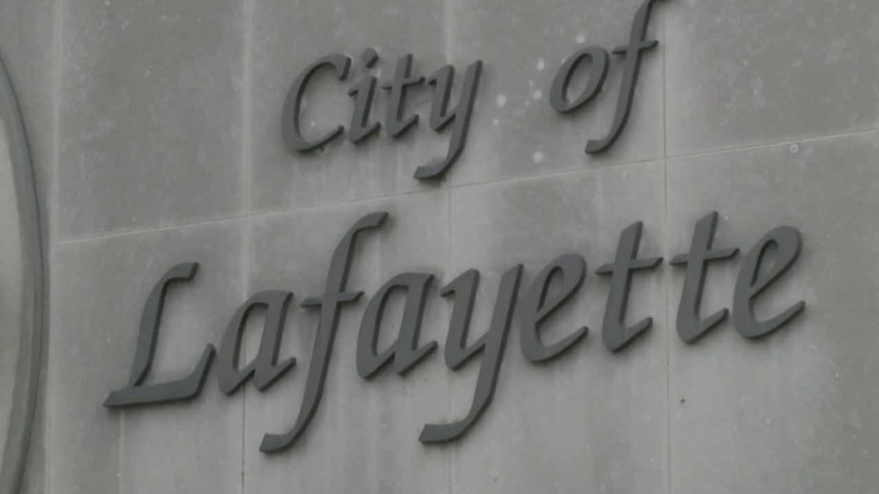 Image for The city of Lafayette holds public hearing for new city budget held