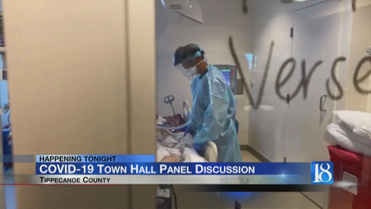 Image for Seven county officials coming together for 'Covid-19 Town Hall Panel Discussion'