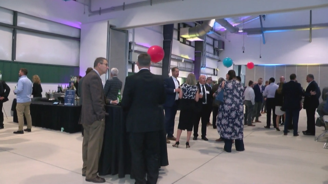Image for  Greater Lafayette Commerce holds annual celebration