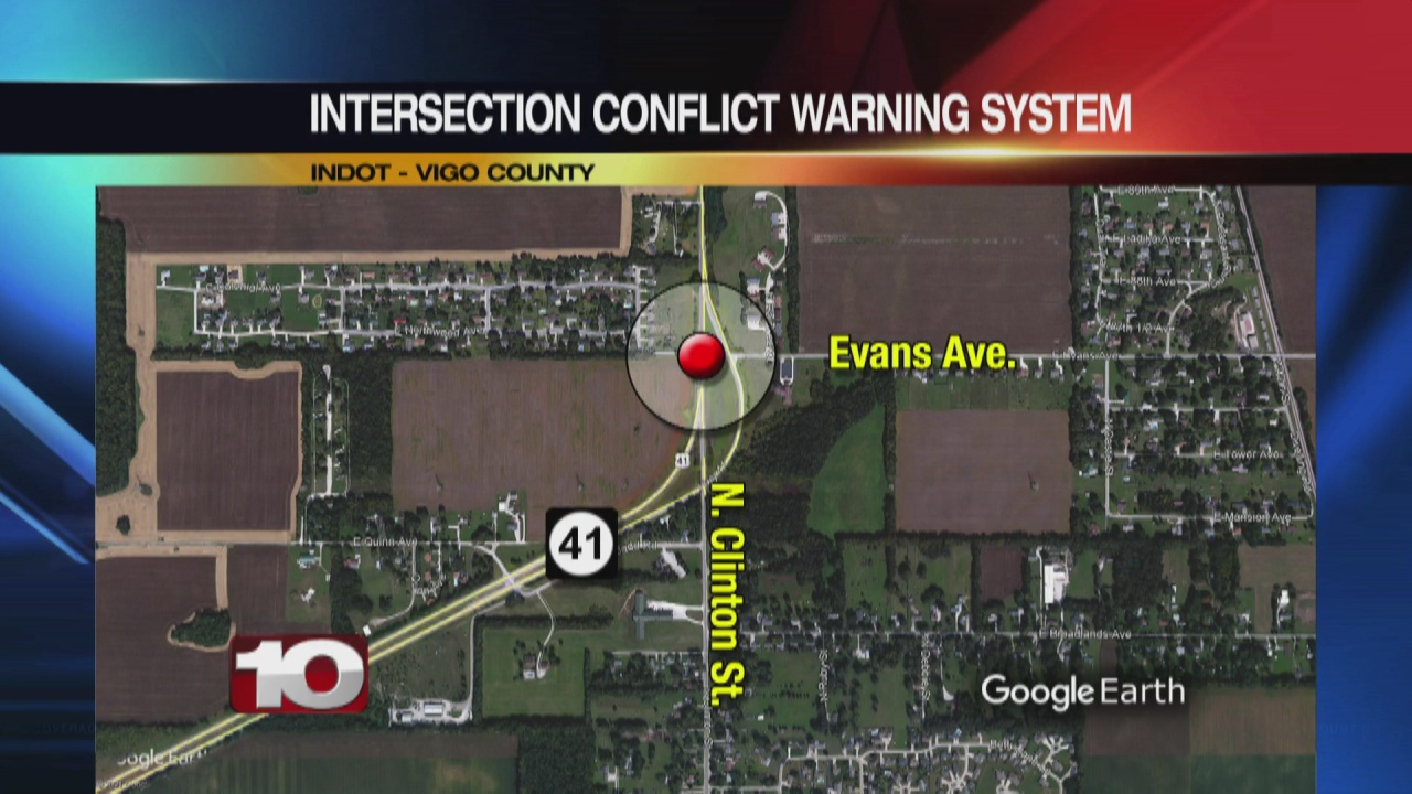 Image for New traffic warning systems bring safety to Vigo County