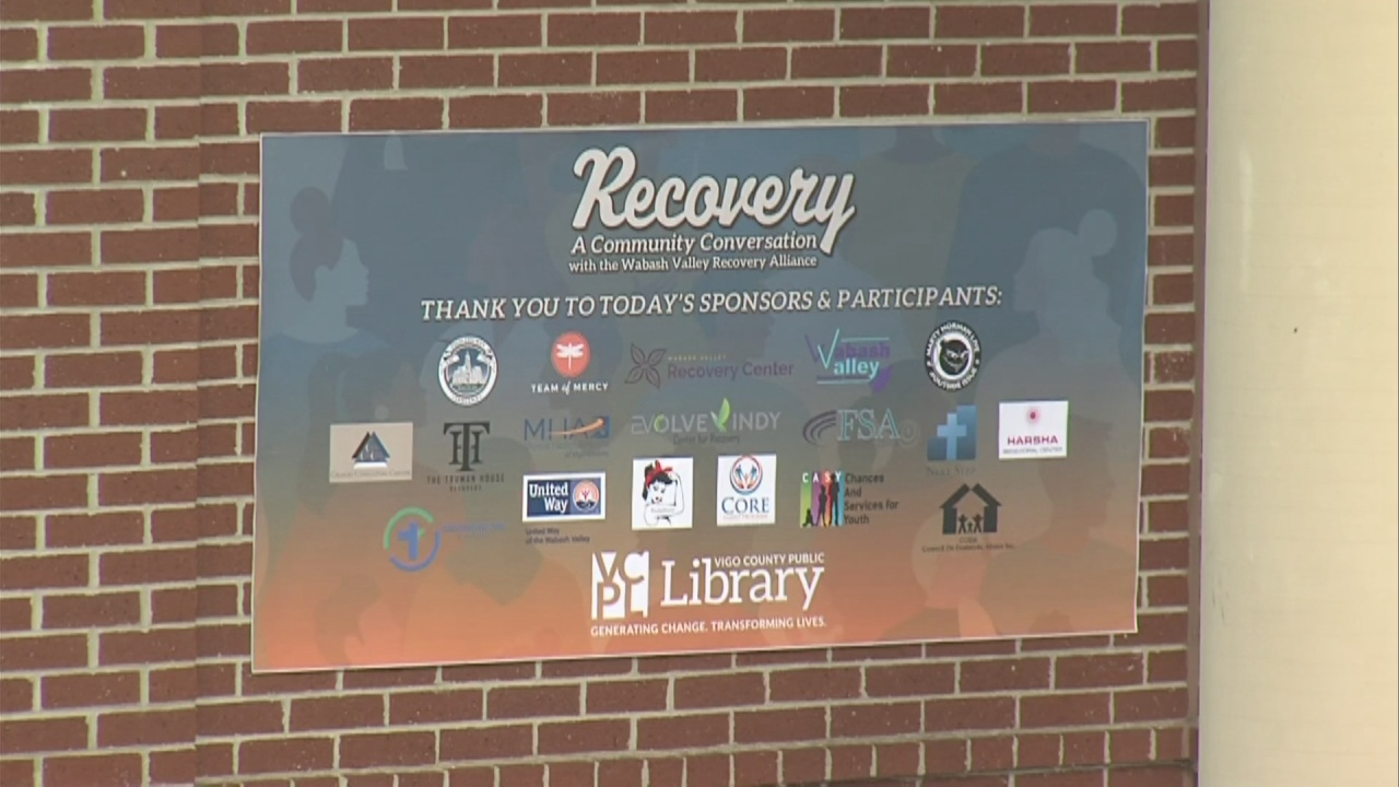 Image for Community conversation focuses on drug recovery