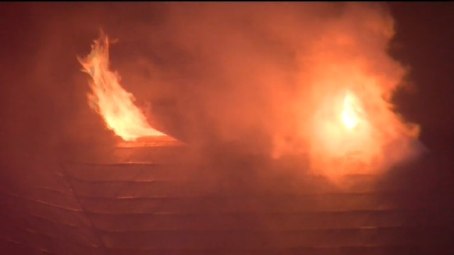 Image for Home destroyed by overnight fire