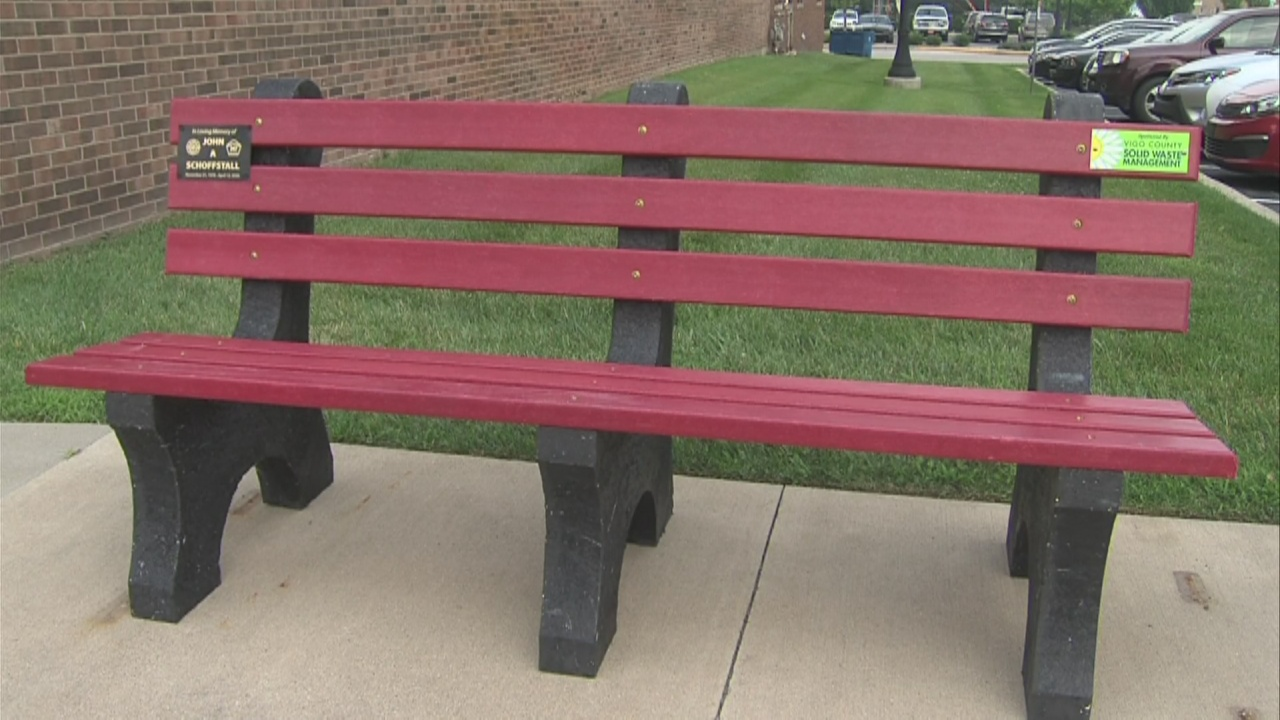 Image for Terre Haute Fire Department honors fallen firefighter one year later