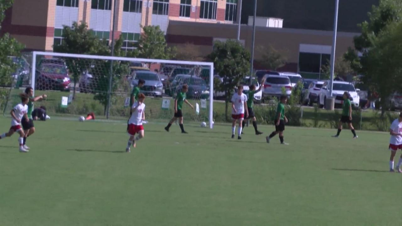 Image for South Boys Soccer Upsets Evansville North