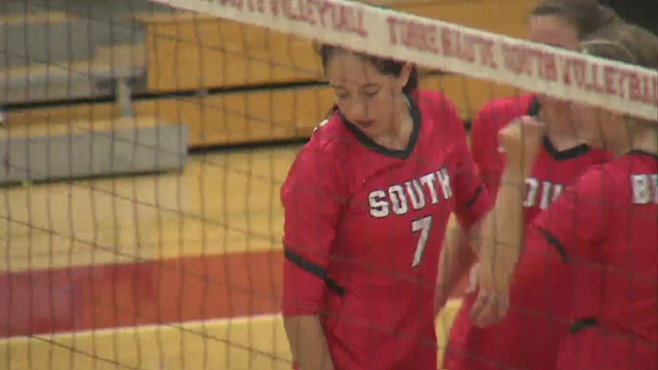 Image for Terre Haute South Volleyball Stays Hot