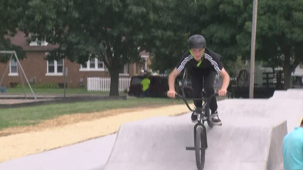 Image for New skate park in the Wabash Valley