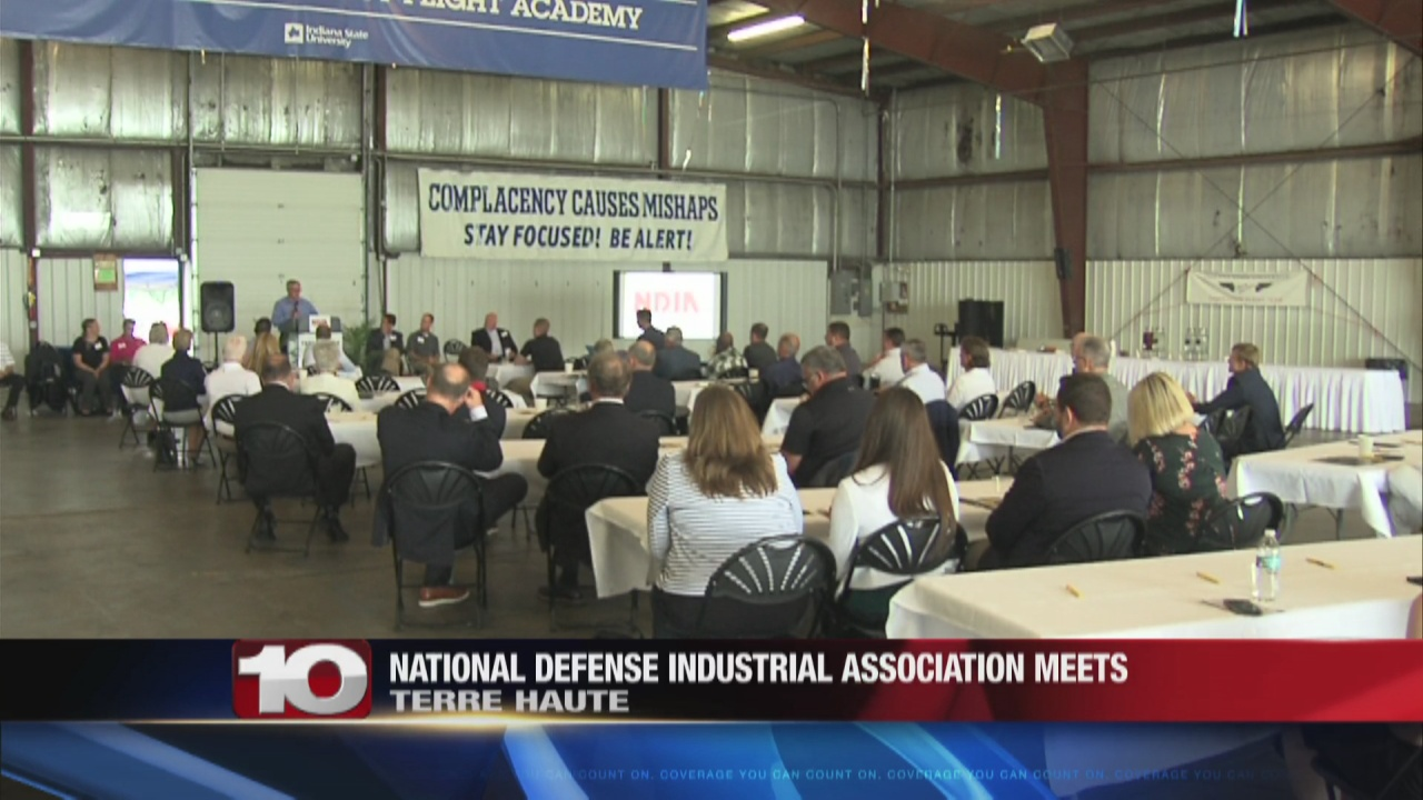 Image for Local leaders and defense industry stakeholders meet as state works to capture national defense dollars