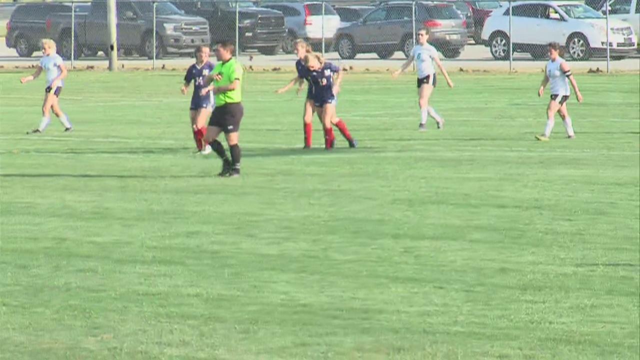 Image for TH North girls soccer beats West Vigo