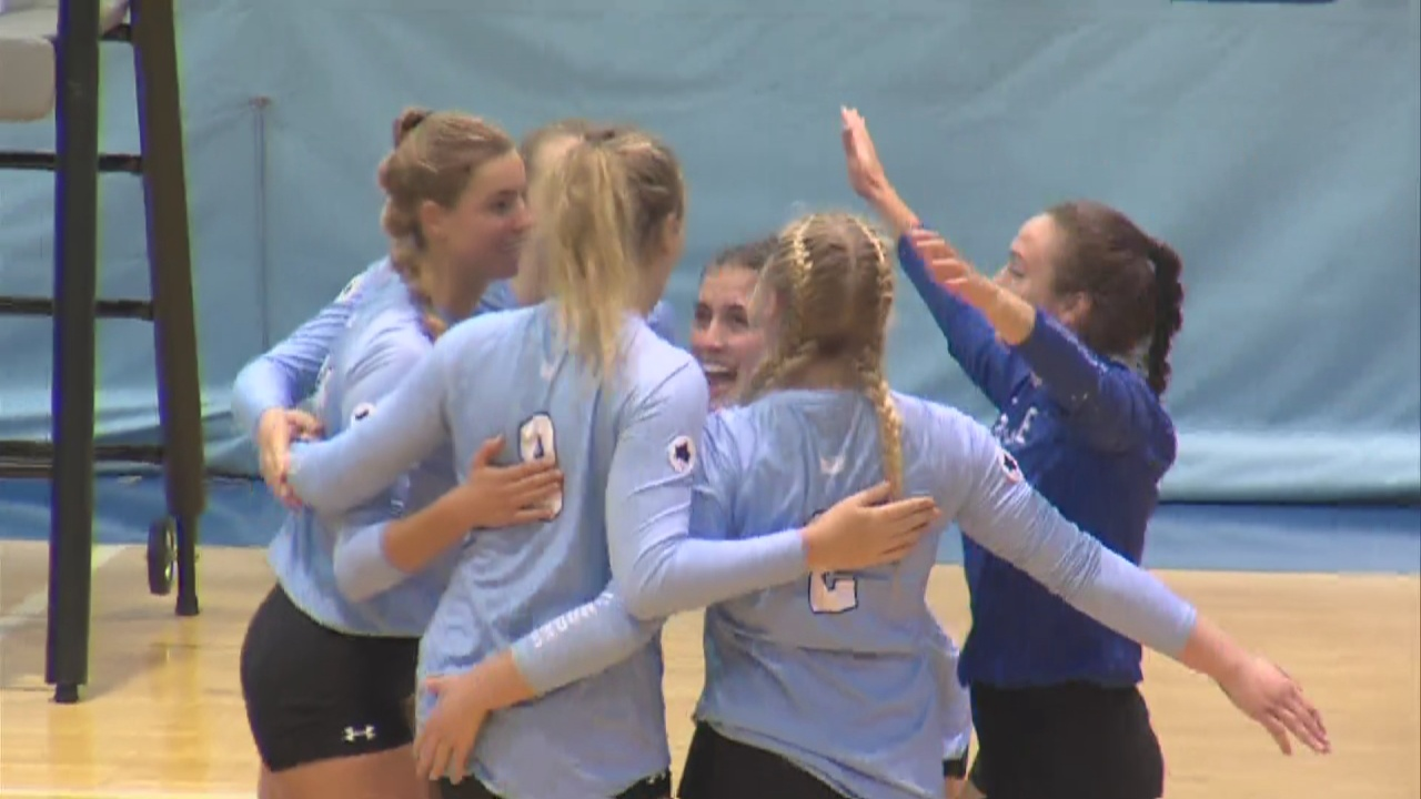 Image for ISU Volleyball Wins their Invitational Championship