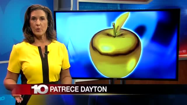 Image for Golden Apple: Stephanie Nuckols