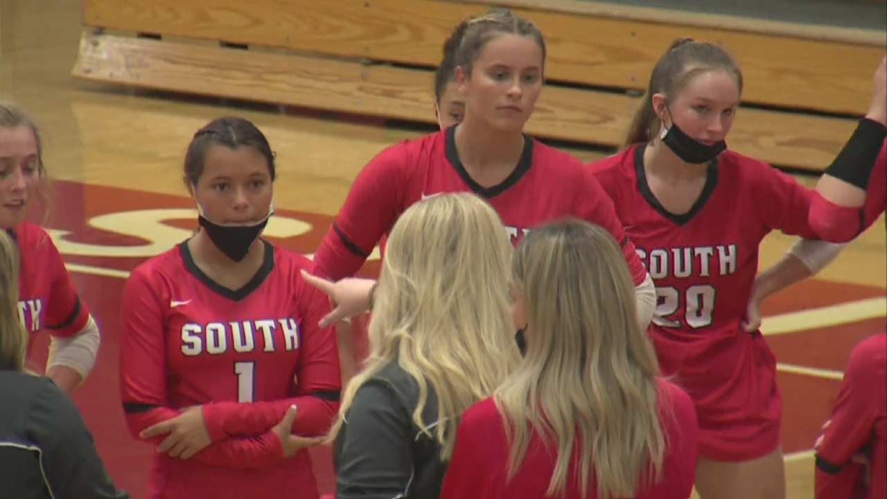 Image for Libbi Fougerousse out as TH South volleyball coach