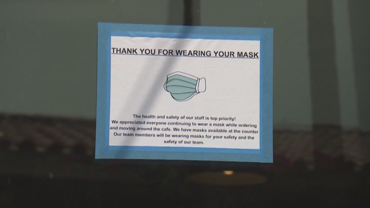 Image for Masks are not mandated for schools in Indiana - but some say they could help stop the spread