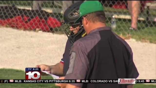Image for High School baseball / softball facing ump shortage