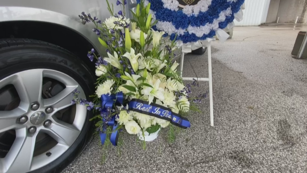 Image for Three Terre Haute Police Department deaths in 10 years - the city's mayor shares his thoughts