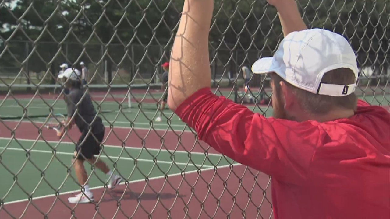 Image for Terre Haute South Tennis Captures their Invitational Championship