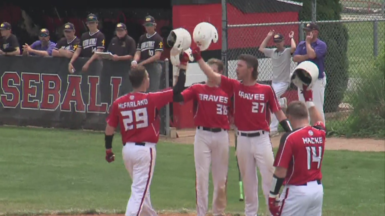 Image for Terre Haute South Sweeps Guerin Catholic