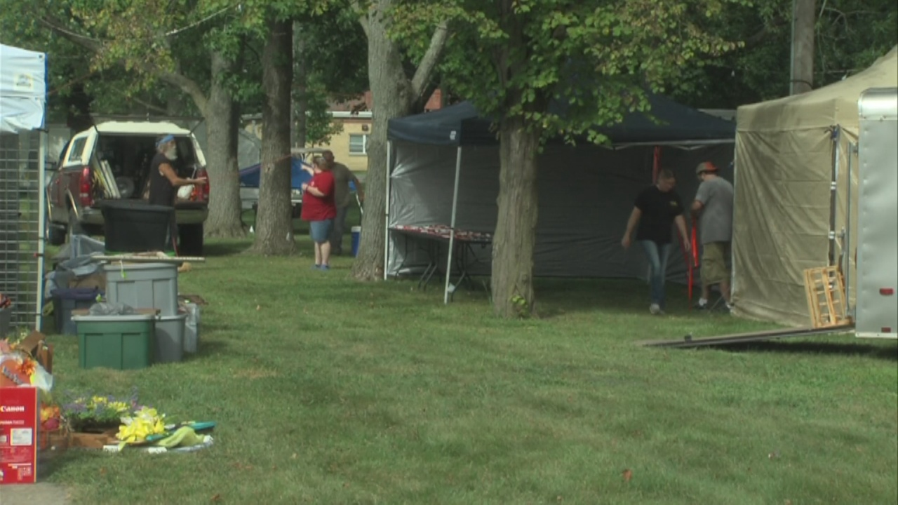 Image for Organizers gearing up for annual Casey Popcorn Festival