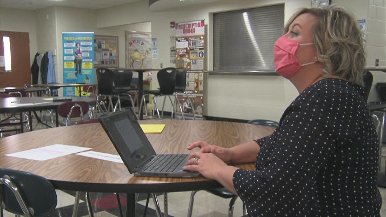 Image for Vigo County teacher picks up national recognition