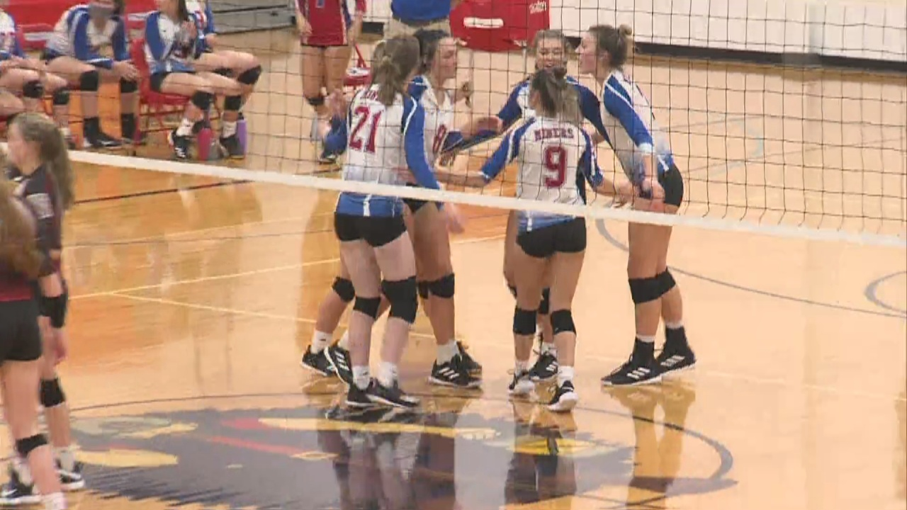 Image for Linton volleyball wins 14th straight