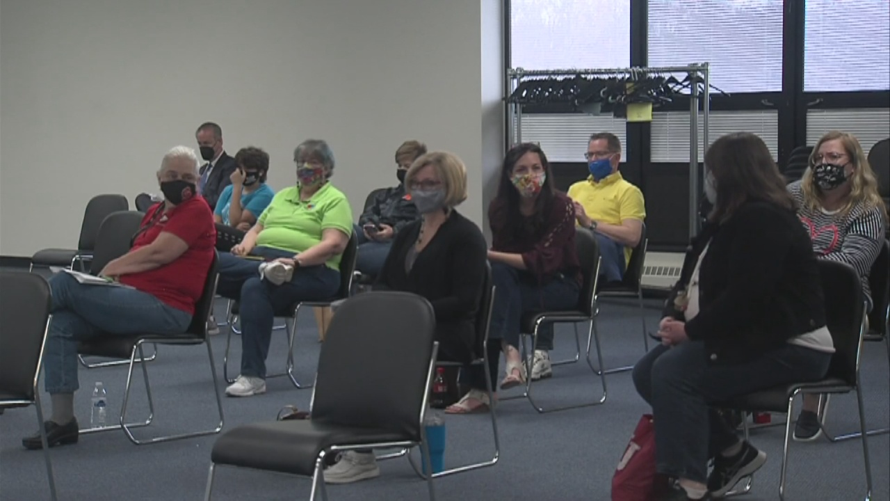 Image for Vigo County Schools aiming for more normal year, less masks