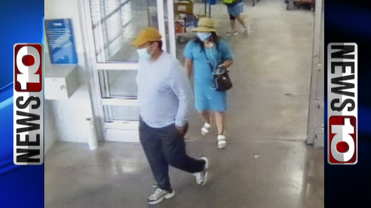Image for Crime Stoppers: Theft at Kroger