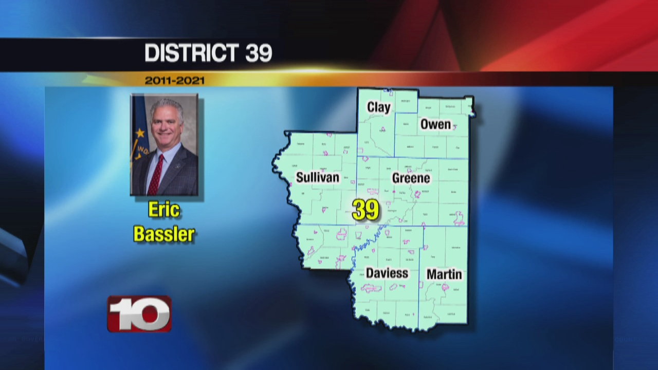 Image for Here's what the new Indiana Senate maps could mean for the Wabash Valley - and who you vote for in the future