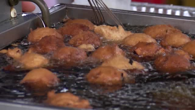 Image for It's apple fritter time again in Amory