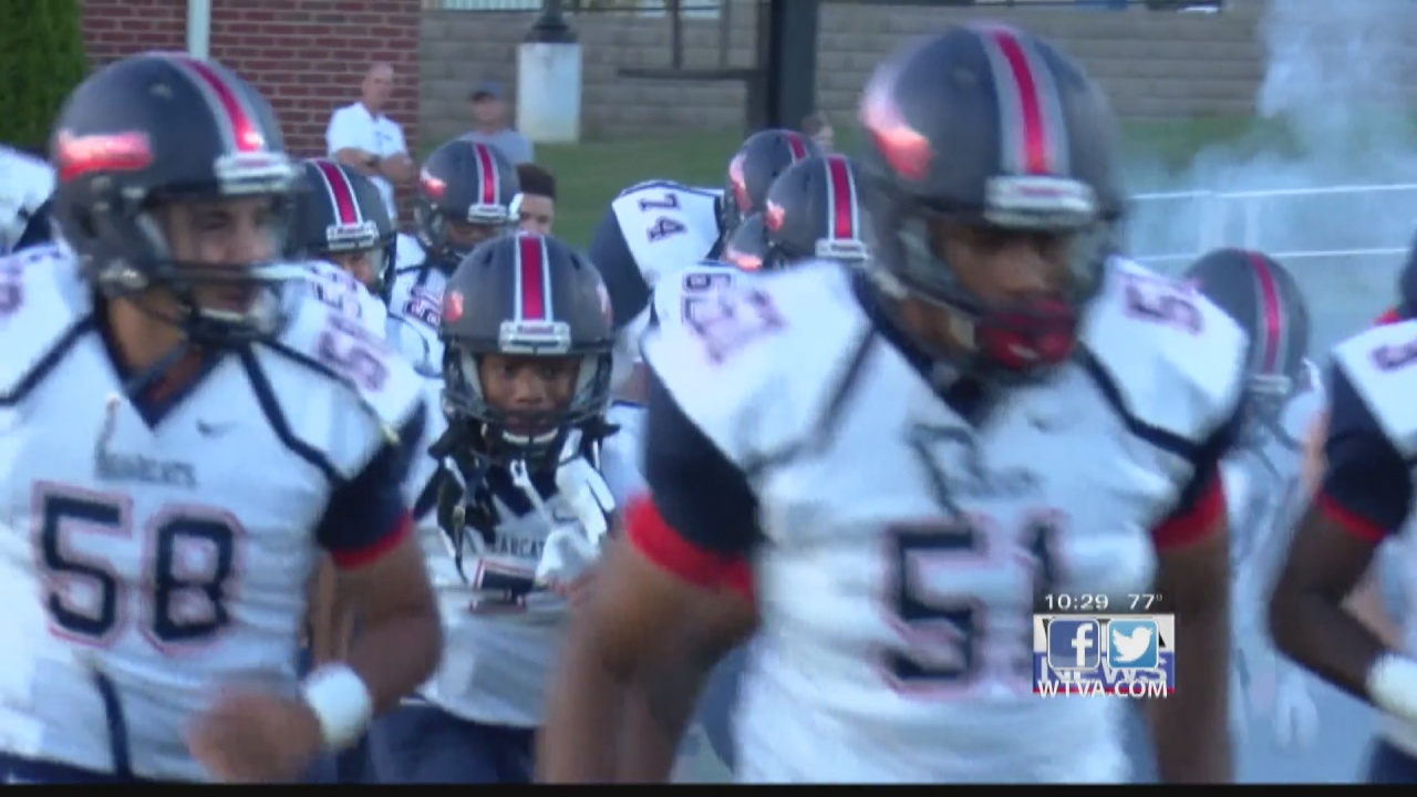 Image for FNF Game of the Week Preview: Baldwyn Bearcats