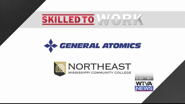 Image for Skilled to Work: Apprenticeship program at NEMCC helps student get full-time job