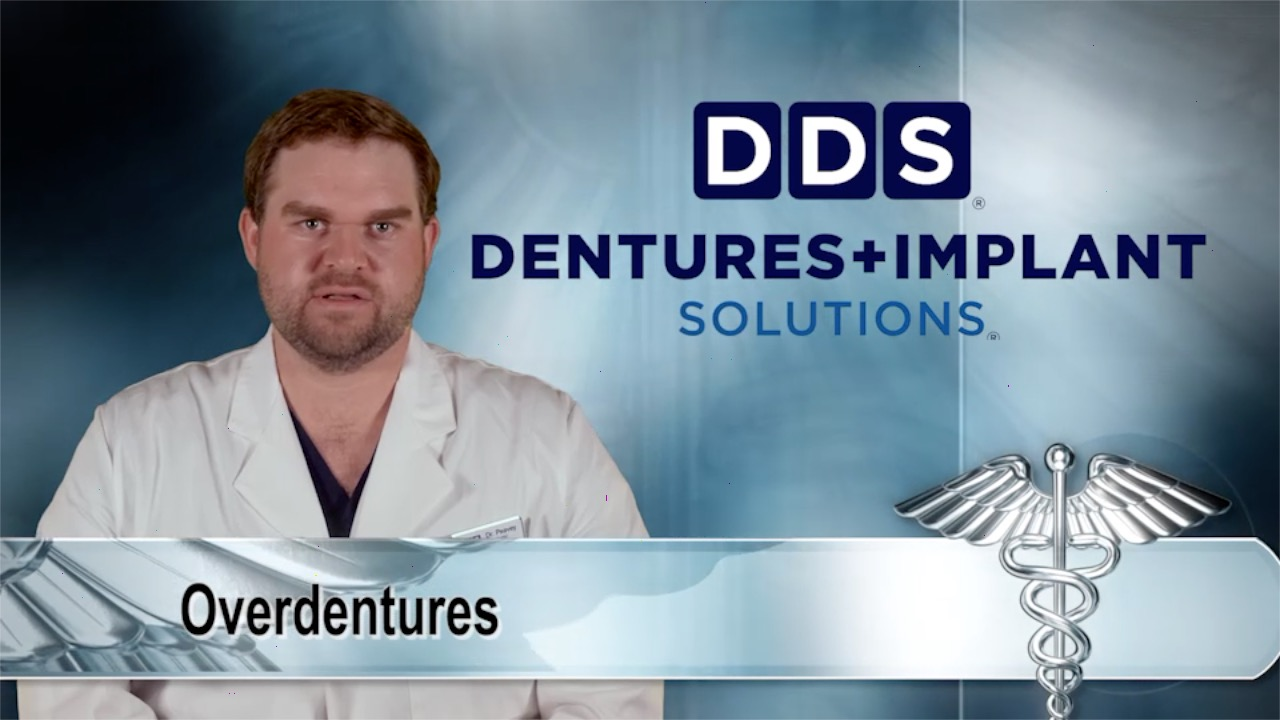 Image for Medical Minute: DDS Dentures + Implant Solutions - Overdentures