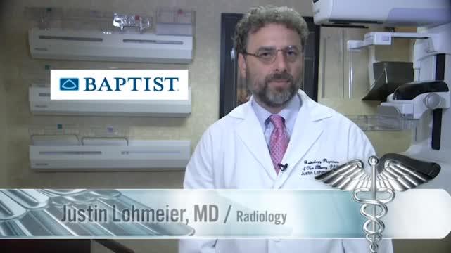 Image for Medical Minute: Baptist Hospital - Breast Cancer