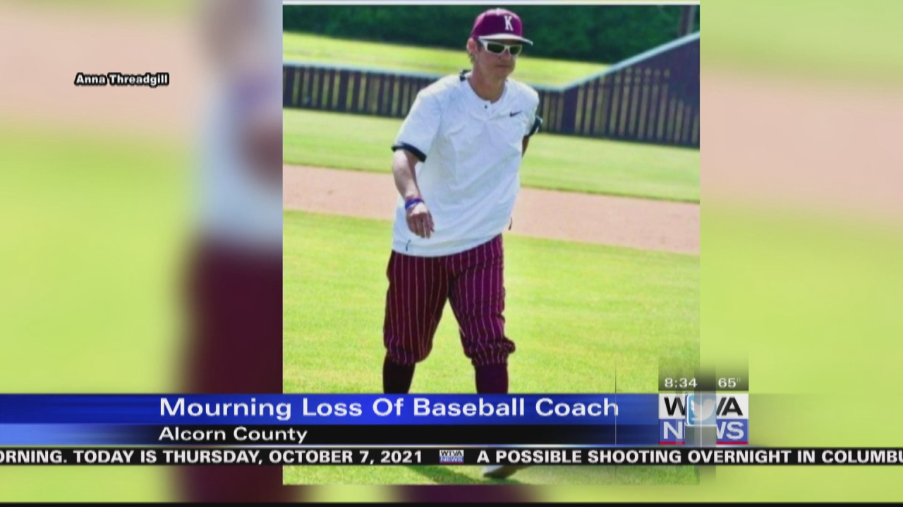 Image for VIDEO - Kossuth mourning loss of coach Daniel Threadgill