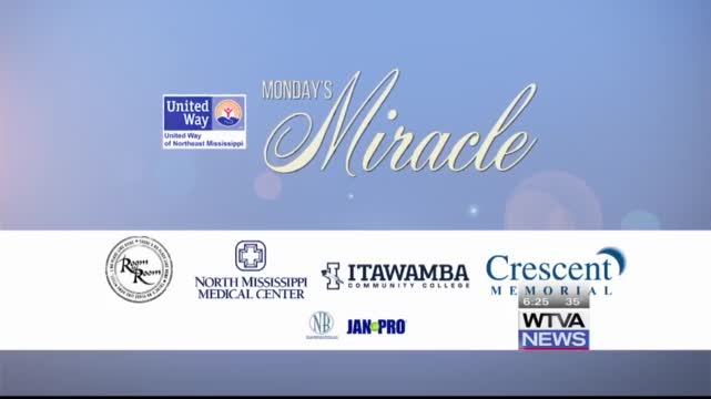 Image for Monday's Miracle: Mission Okolona