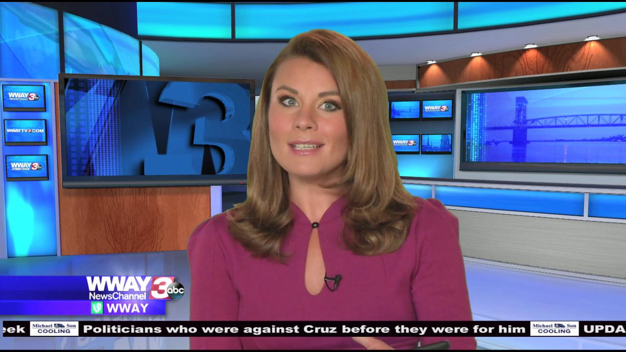 WWAY Adding CBS Affiliation To ABC CW Lineup WWAY TV - Wway radar